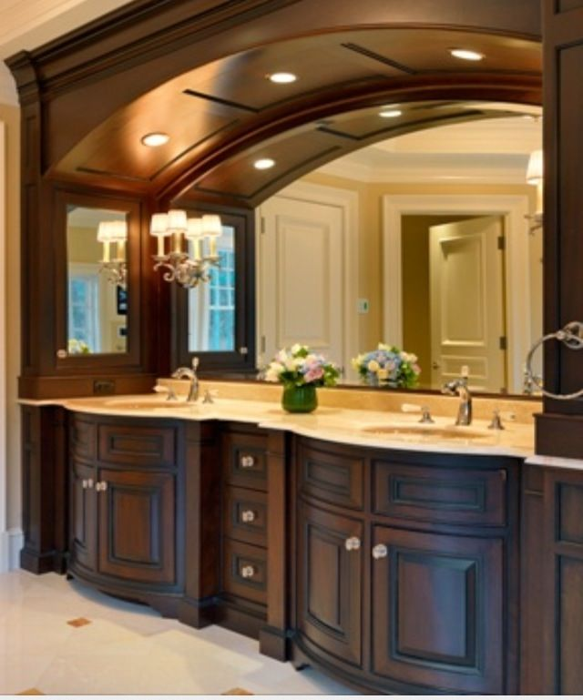 Dream Bathroom His And Hers Sinks Master Bedroom Bath