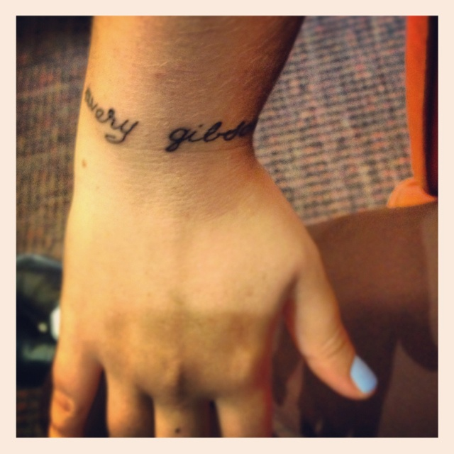 tattoo of my niece and nephew 39 s names me pinterest. Black Bedroom Furniture Sets. Home Design Ideas