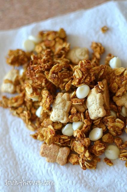 pumpkin pie granola | What is for Breakfast? | Pinterest