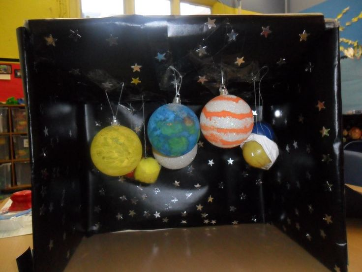 space science project ideas - photo #3