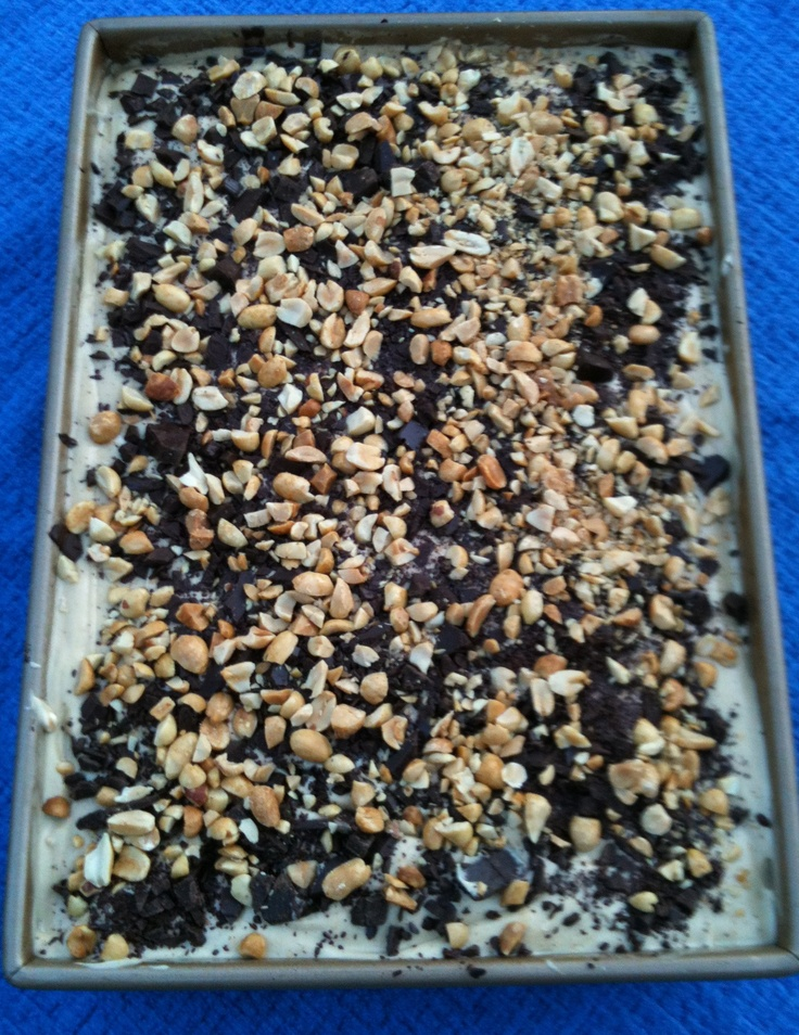 Chocolate Peanut butter Fun Cake | Cakes | Pinterest