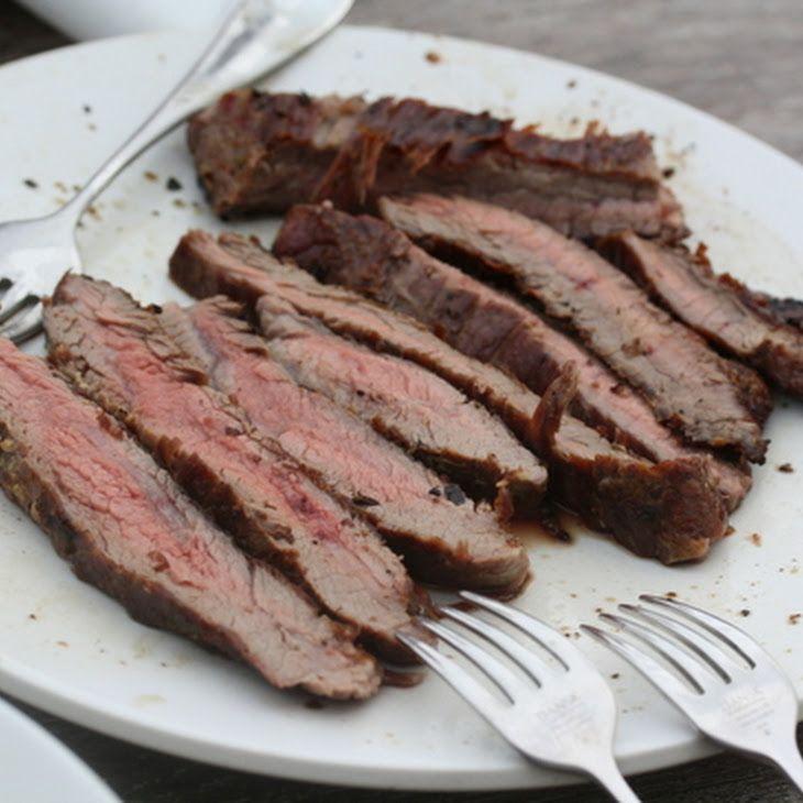 marinated flank steak bourbon marinated flank steak beer marinated ...