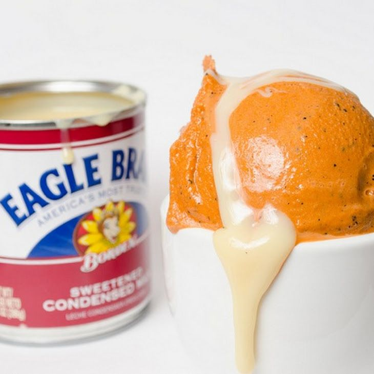 Thai Tea Ice Cream Recipe - could use any tea, a creamy Earl Grey Ice ...
