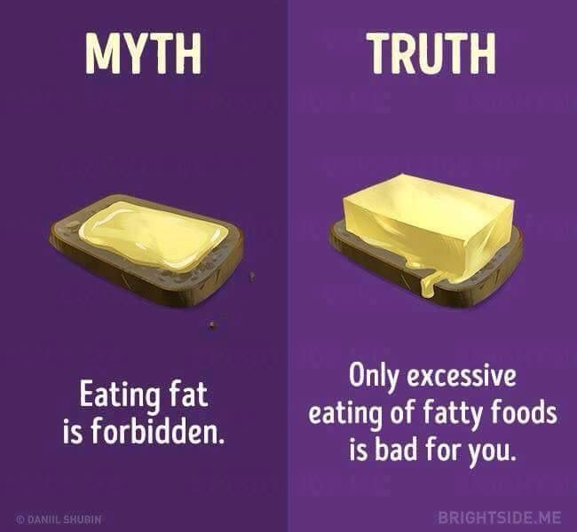 pictures 13 Diet Myths to Stop Believing