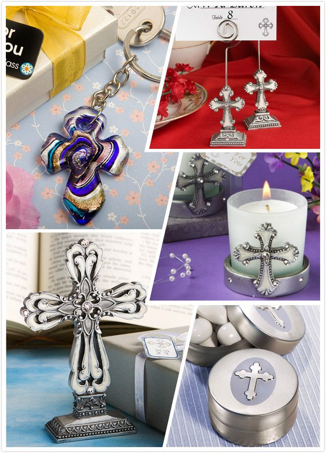 Religious Cross Party Favors