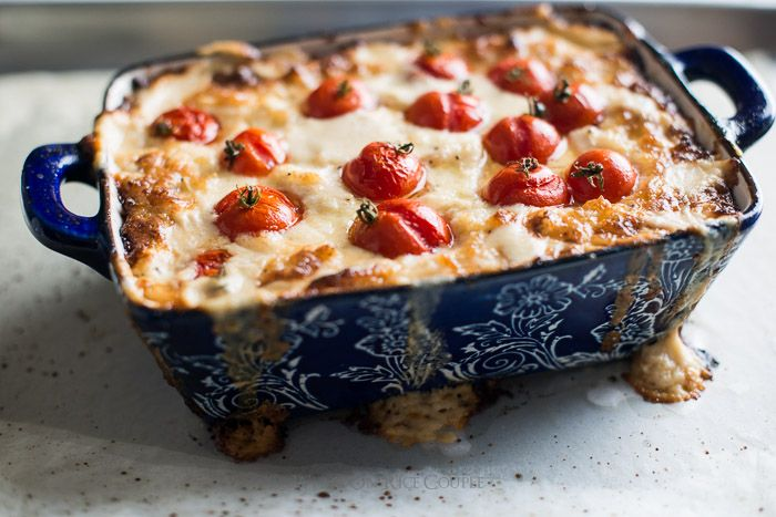 The Hot Mess Dip: Roasted Tomato and Sweet Onion Cheese Dip on ...