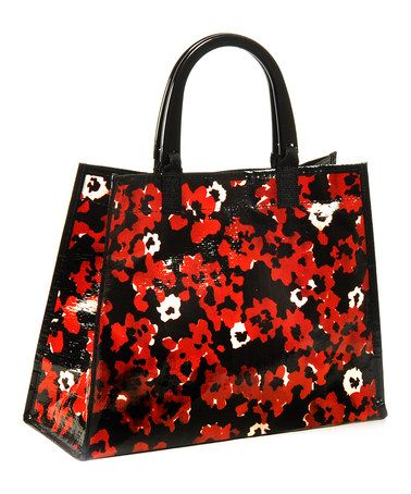 Poppies Handbag by Blue Q 6.99. Spruce up any ensemble instantly with ...