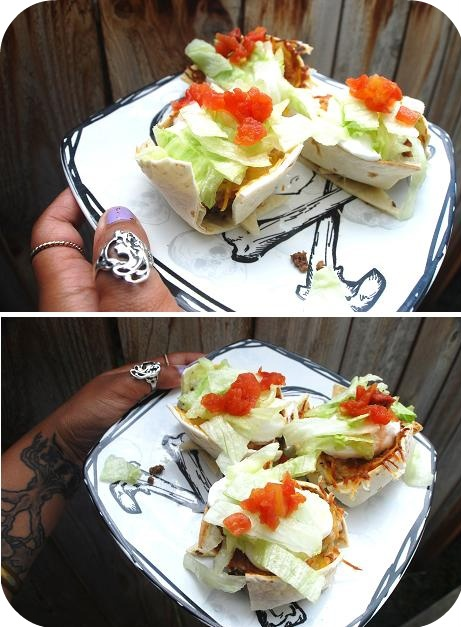 Taco cupcakes | My Style | Pinterest