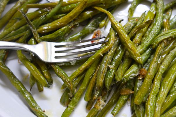 Jade Pearson We love us some roasted green beans around here. This ...