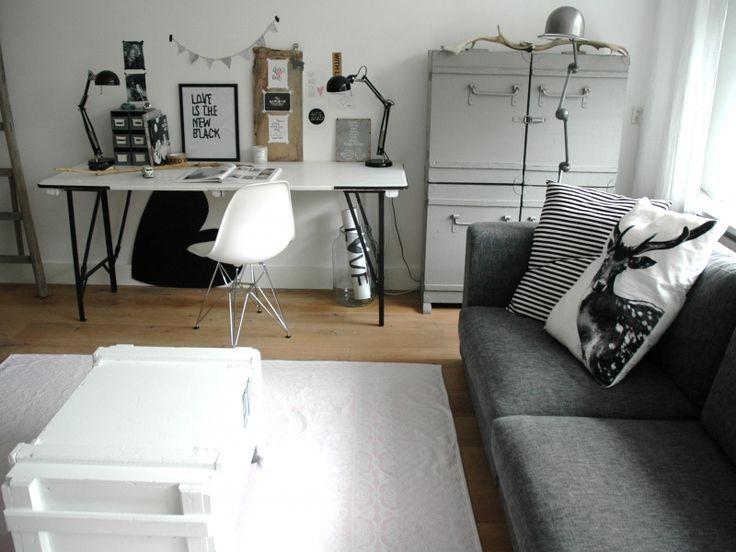 Binnenkijken in woonkamer  Home sweet home  Pinterest