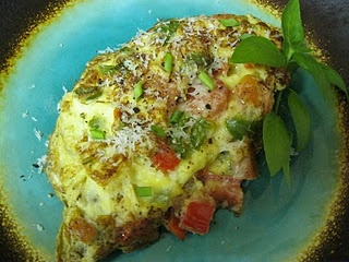 The Incredible Omelet - great for any meal--any time of day.
