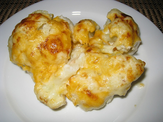 Cauliflower Gratin by Kevin - Closet Cooking, via Flickr