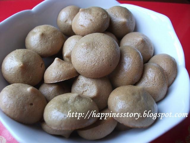 coffee meringue | Cookies | Pinterest