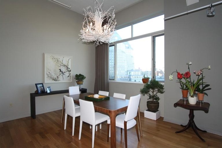 unique lighting in this dining room clever decorating ideas pint