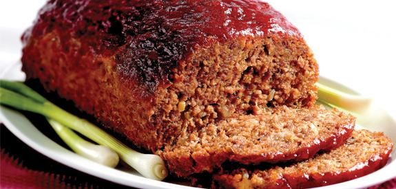 Classic Meat Loaf   Meatloaf recipes   Pinterest
