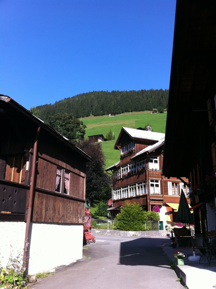 Muren Switzerland Favorite Travels Pinterest