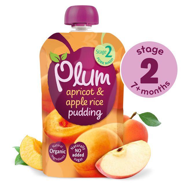 Check+out+Plum+Organics+Apricot+&+Apple+Rice+Pudding