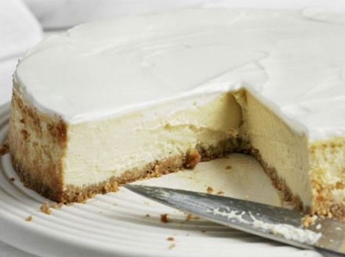 Perfect Cheesecake Recipe Ever | Baked delights | Pinterest