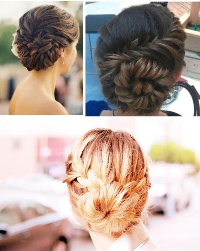 Hair Buns Super cute!!! | Hair | Pinterest