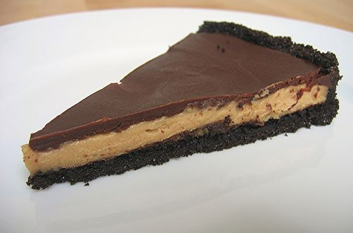Peanut Butter tart--looks like the dearly departed Uno's peanut butter ...