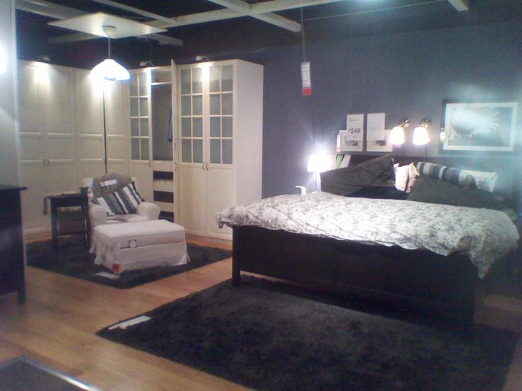 Ikea Master Bedroom Bedrooms Pinterest