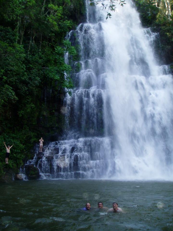 Salto De Cristal, Paraguay
