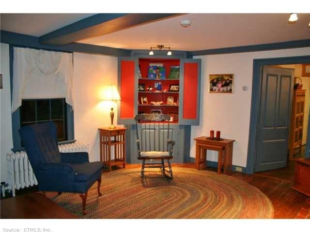 Interior Colonial Saltbox Pinterest