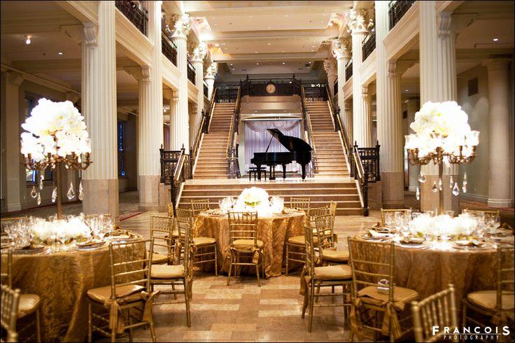 The Corinthian Houston Wedding Venue