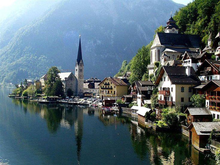 Hallstatt Austria Beautiful Places I 39 Ve Been Pinterest