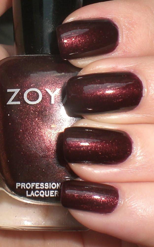 Zoya Kalista  Love this color   Zoya Kalista
