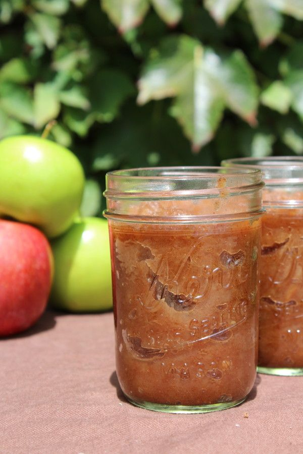 Warm Cinnamon Applesauce - delish! | GAPS | Pinterest