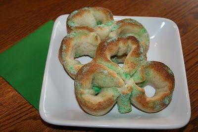 Sweet pretzels | Food! | Pinterest