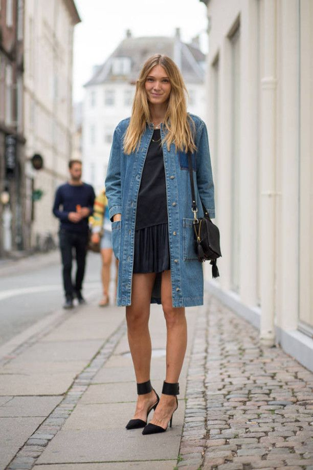 31 Street Style Snaps From Copenhagen Fashion Week