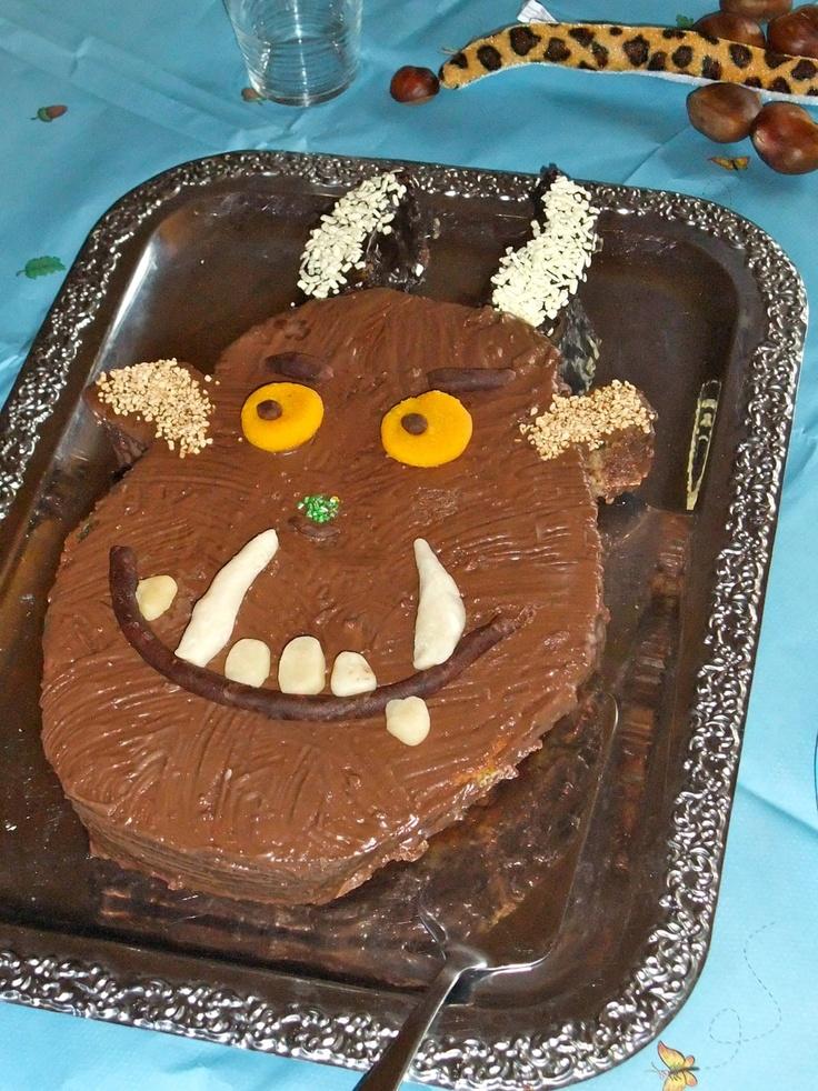 Gr ffelo kuchen gruffelo cake recipes pinterest - Pinterest kuchen ...