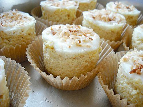 liiittttllllleee key lime cheesecakes | Cakes | Pinterest