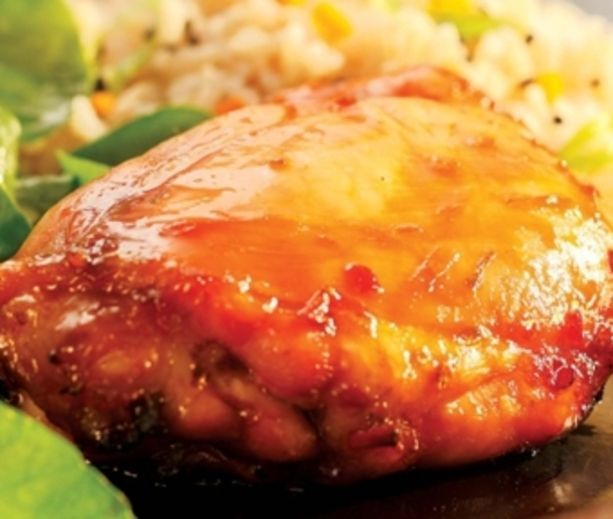 Lime-Honey Glazed Chicken | Low Carb & Low Calorie Savory | Pinterest