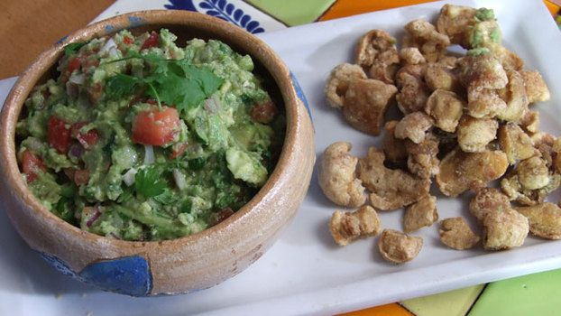 classic guacamole | Dip Recipes ~ Savory & Sweet | Pinterest