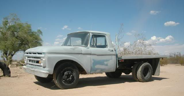 1961 F350 Dually | 1965 Ford Truck Project | Pinterest