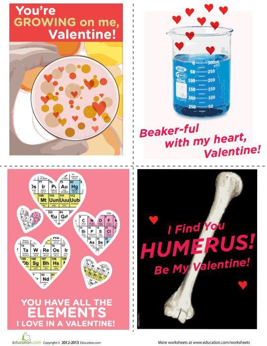 puns about valentine day