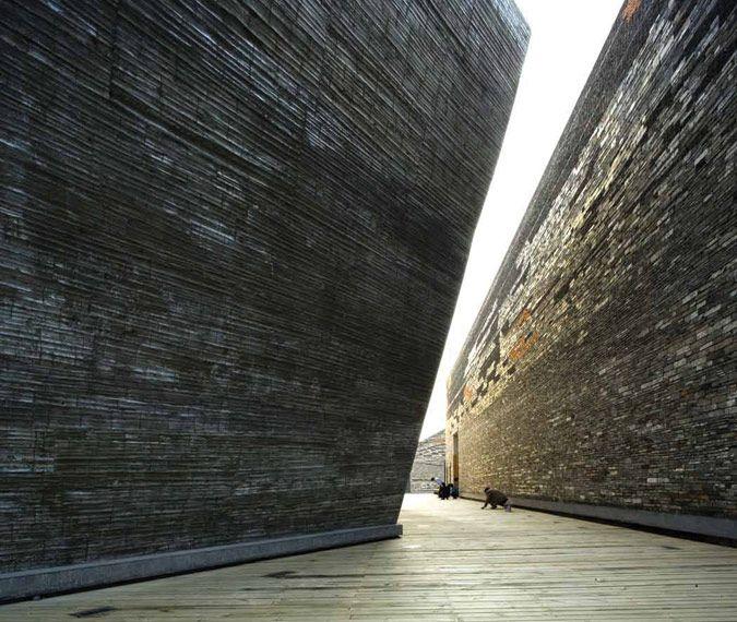 Ningbo History Museum (2008).  Lv Hengzhong / Atelier