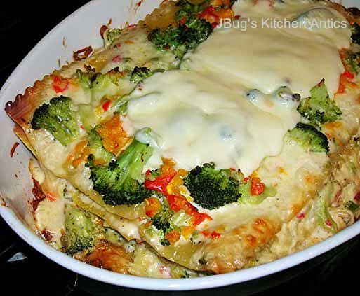 Seafood-Lasagna... | Seafood next please... | Pinterest