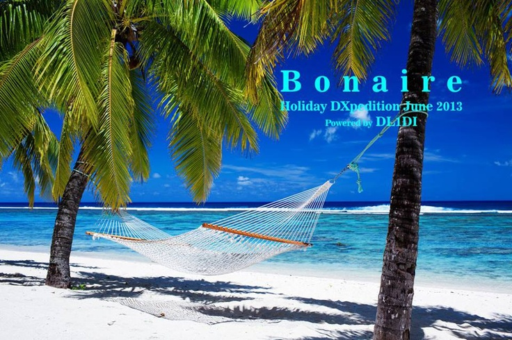 DL1DI  Bonaire Island  DX World