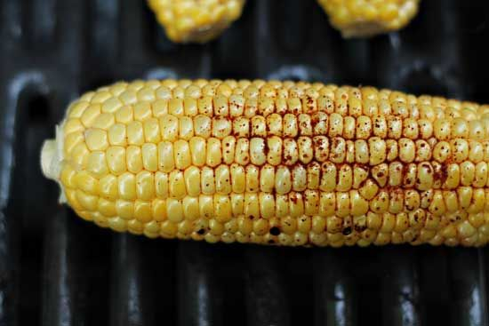 Grilled Chili-Lime Corn on the Cob | Cook & Share | Pinterest