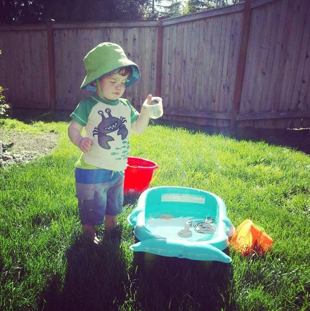 Fun Backyard Ideas For Toddlers : 10 Ideas For Summer Backyard Fun For Toddlers