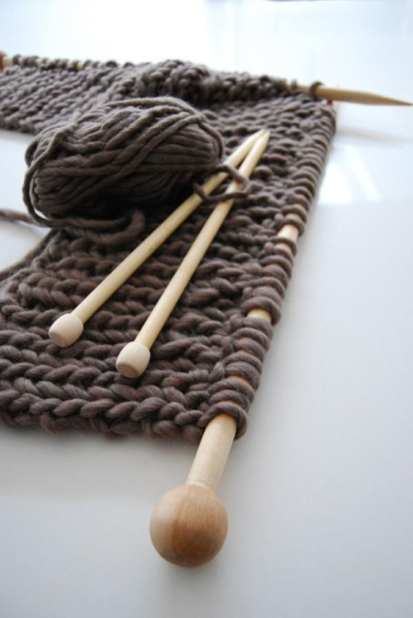 Do you knit?  Do you aspire to become a knitter?  What time-honored tradition do you enjoy?
