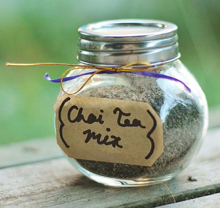 Chai tea mix | CHAI TEA MIXES | Pinterest