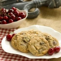 Cherry Chocolate Chunk Cookies | Cookies | Pinterest