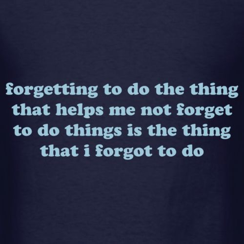 Funny ADHD quote