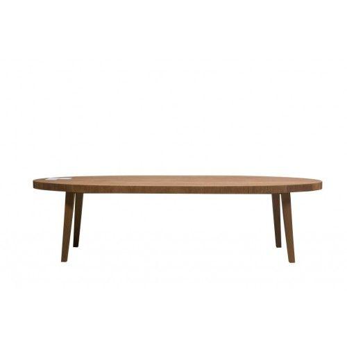 Ovaal tafels tafels tafel eetkamer pinterest - Decoratie tafel eetkamer ...