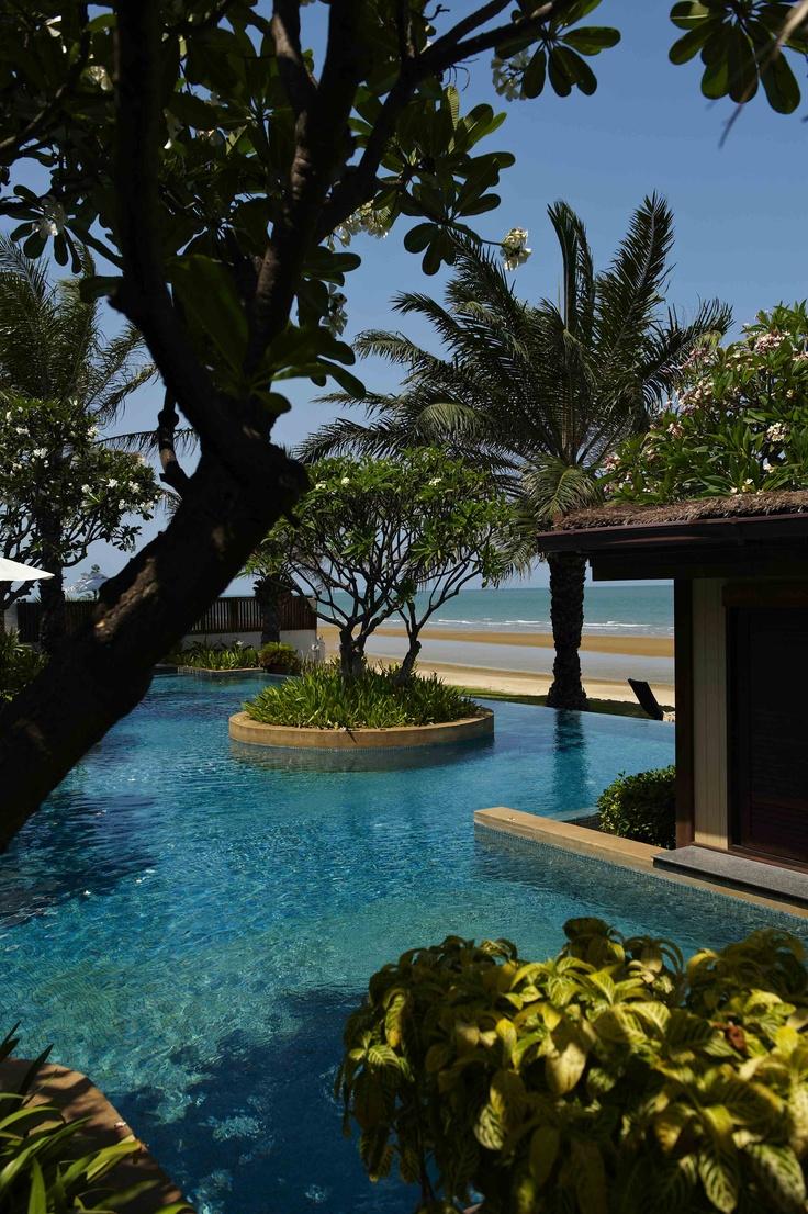 Aleenta Hua Hin hotel in Thailand